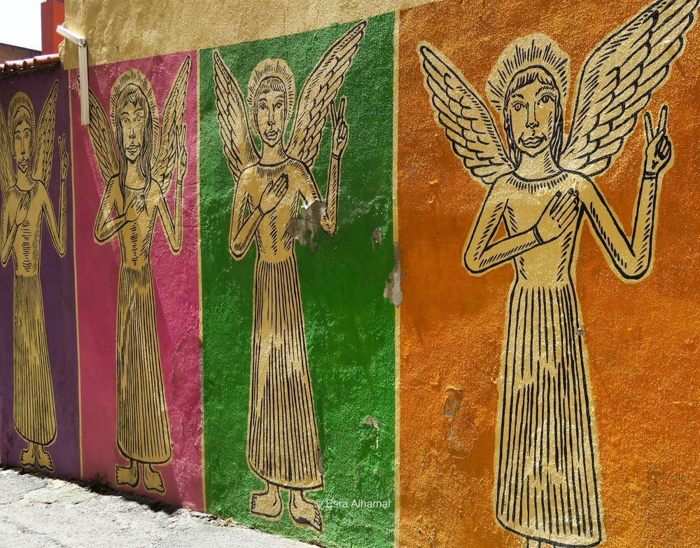 Street Art in Alfama