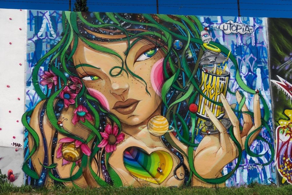 Artist: Utopia in Lisbon