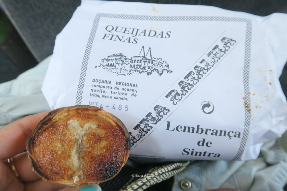 Queijadas Finas - Sintra's special treat
