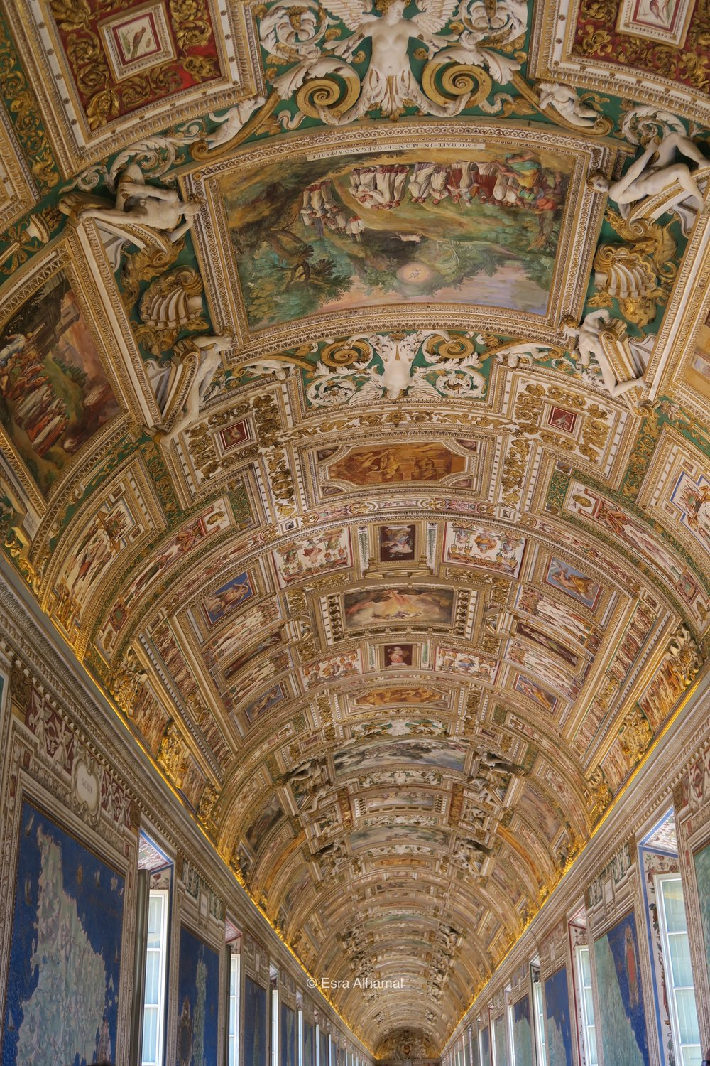 Vatican Museum - Room of Maps