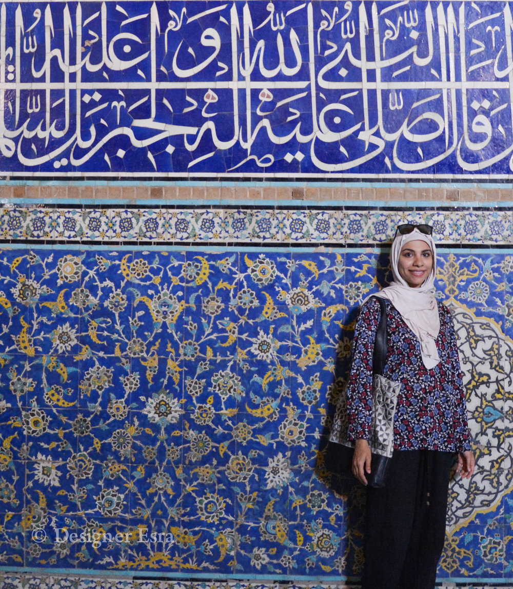 What to wear when visiting Iran