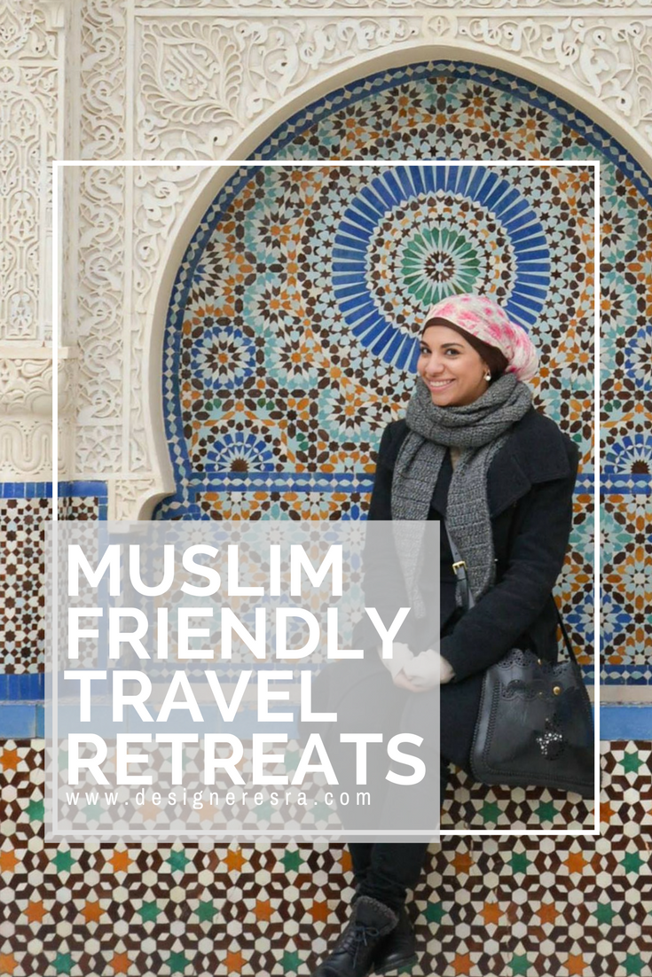 Muslim Friendly Travel Retreats