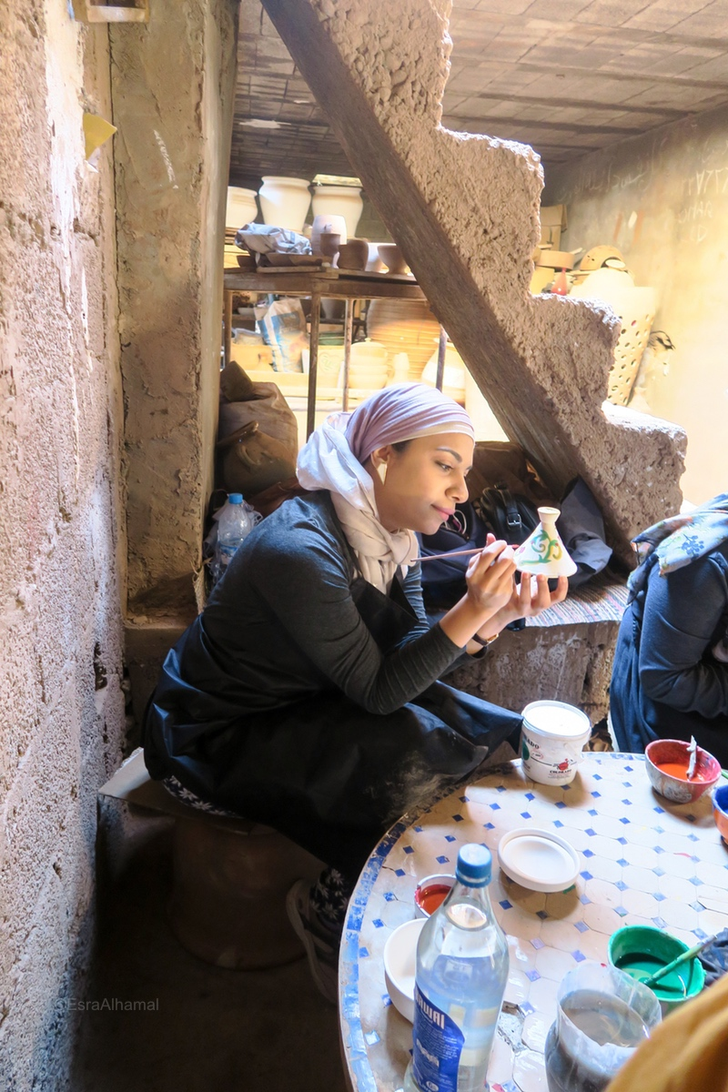 Muslim Women Retreat in Morocco with The Big Reconnect Sleepover