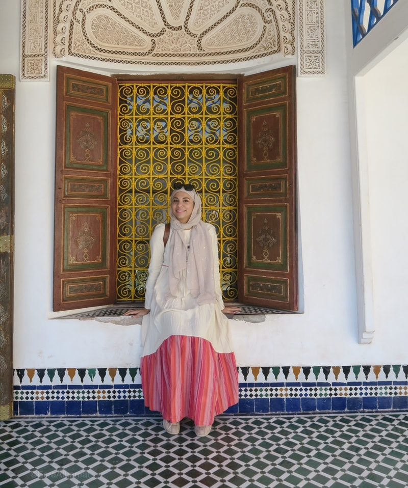 Moroccan architecture and Moorish patterns