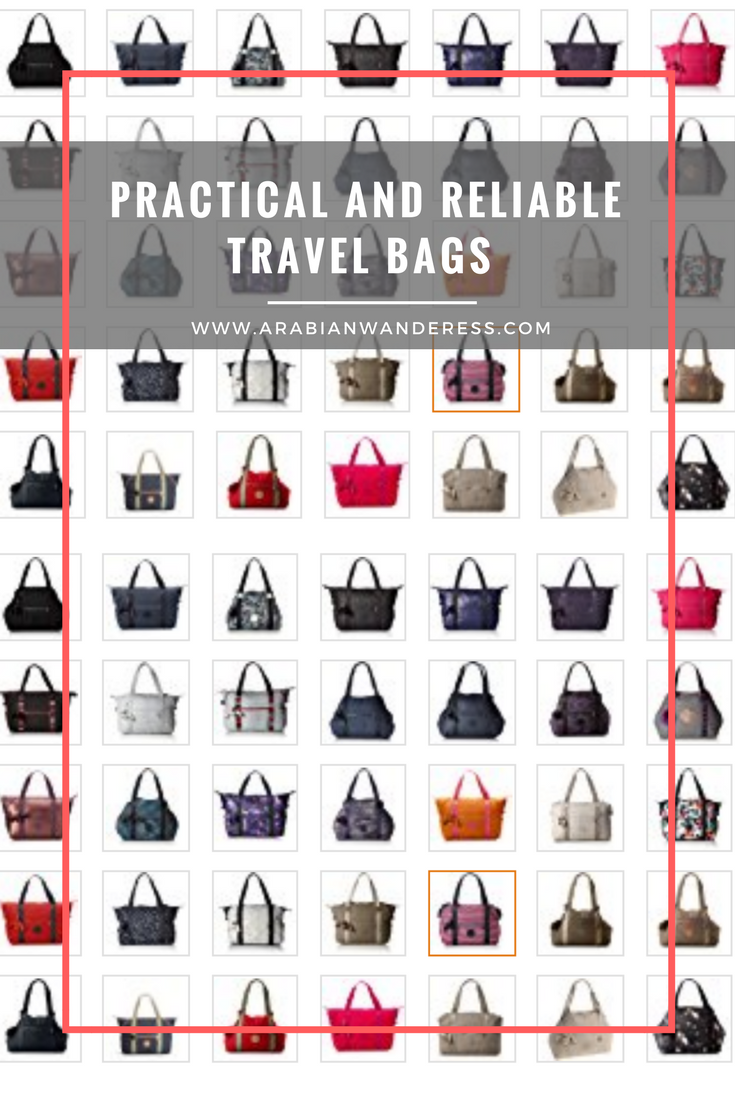 Practical and Reliable Duffle and Tote Travel bags for your solo travels