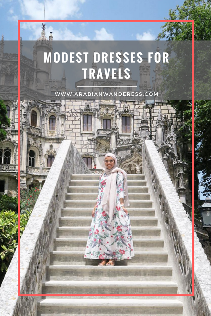 Modest Dresses For Travels. Muslim Travel Fashion