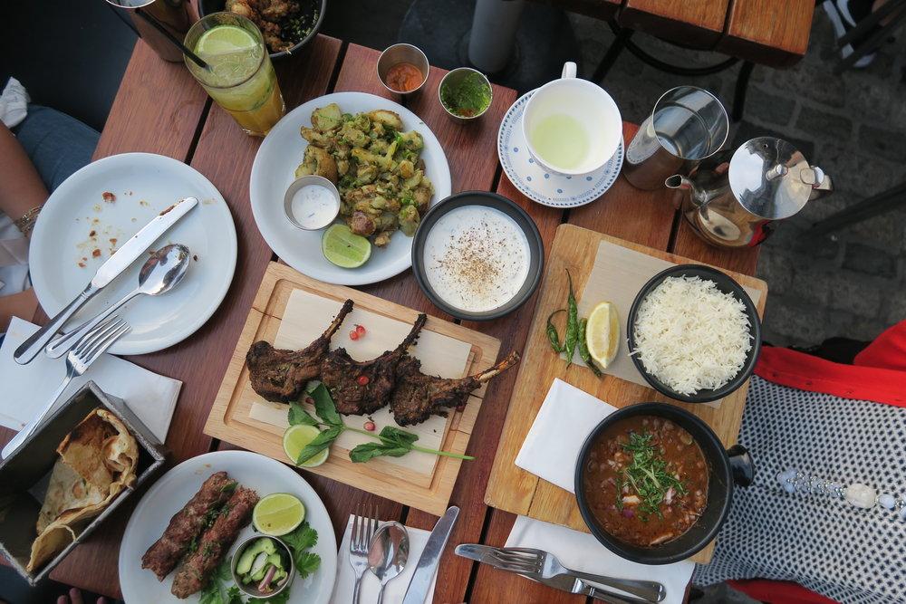 Halal Food London الأكل الحلال في لندن - دليل للسياحة في لندن للمسلمين