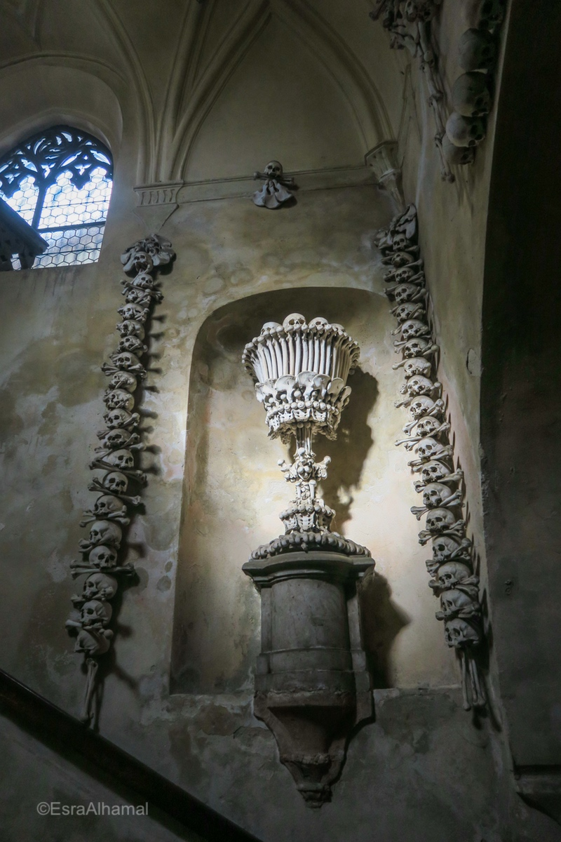 The Sedlec Ossuary (Bone Chapel)