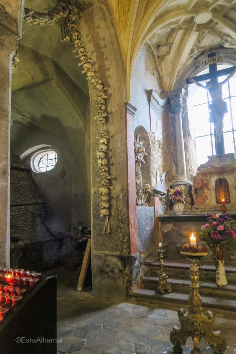 Sedlec Ossuary Known as the Bones Church