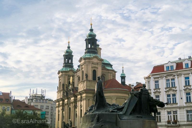 Copy of St Nicholas Church in Prague