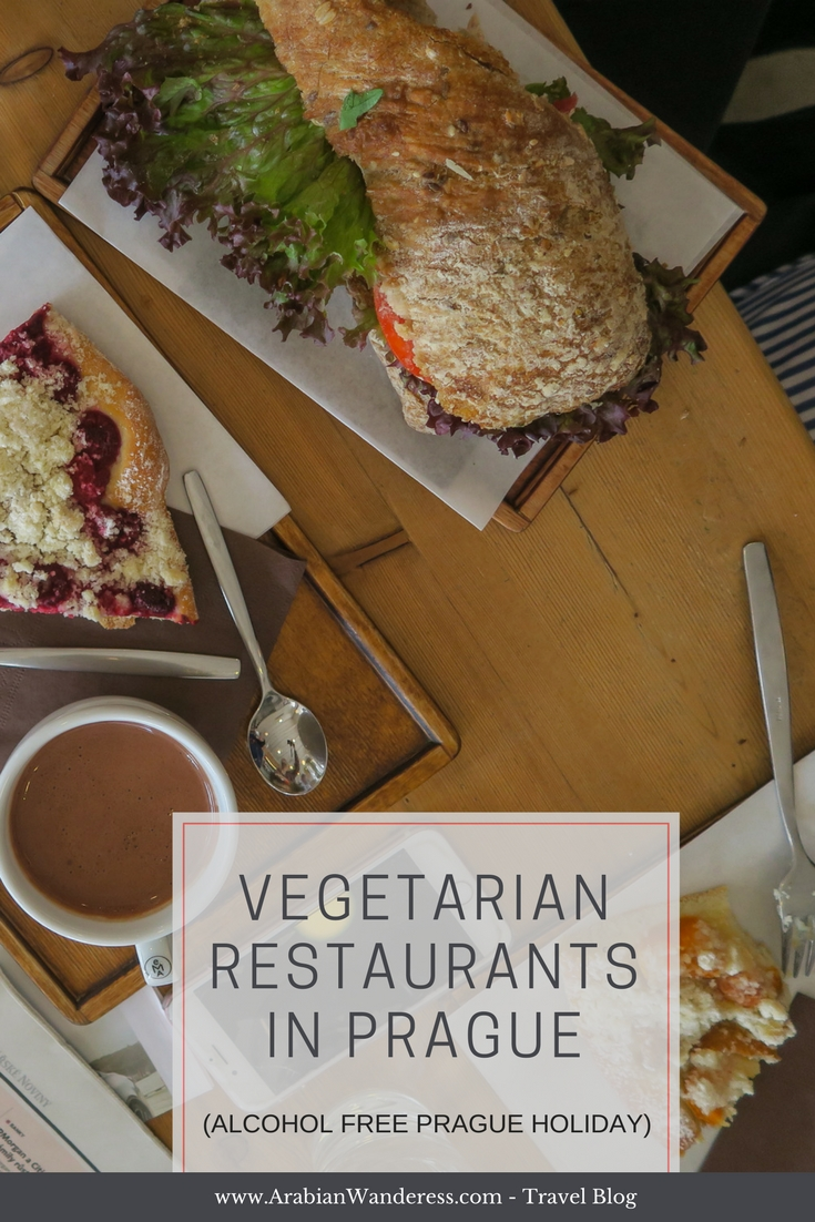 Vegetarian Restaurants in Prague