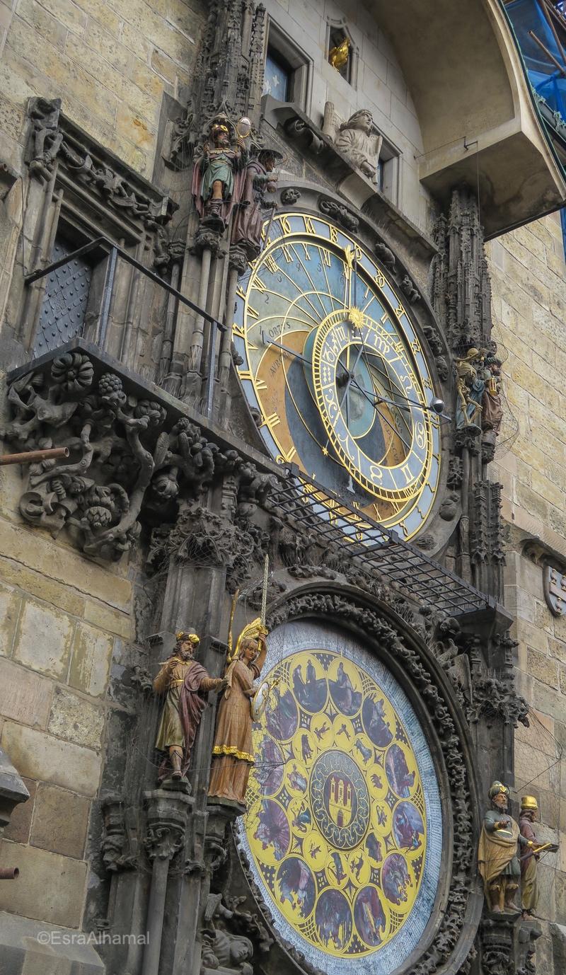 Copy of Prague Astronomical Clock