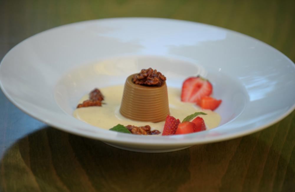 Desserts in Prague