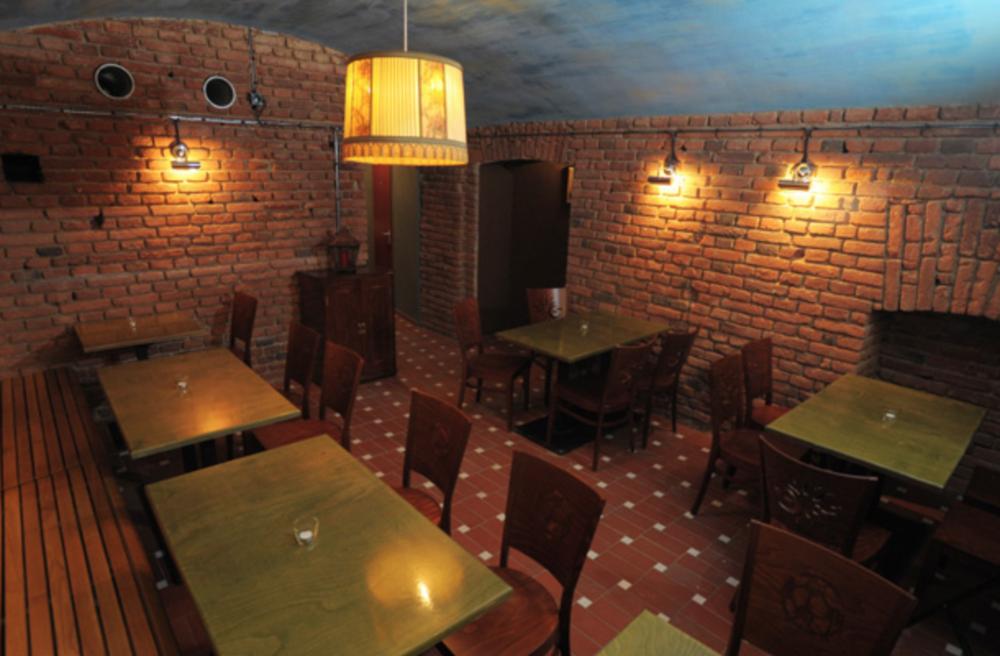 Kofein restaurant, Praha 3