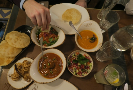 Darjeeling Express Indian Halal in London