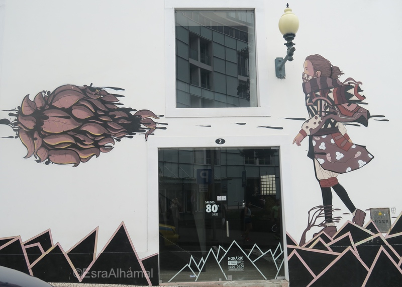 Copy of Street art in Funchal, Madeira