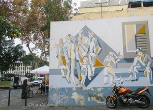 Copy of Street art in Portugal