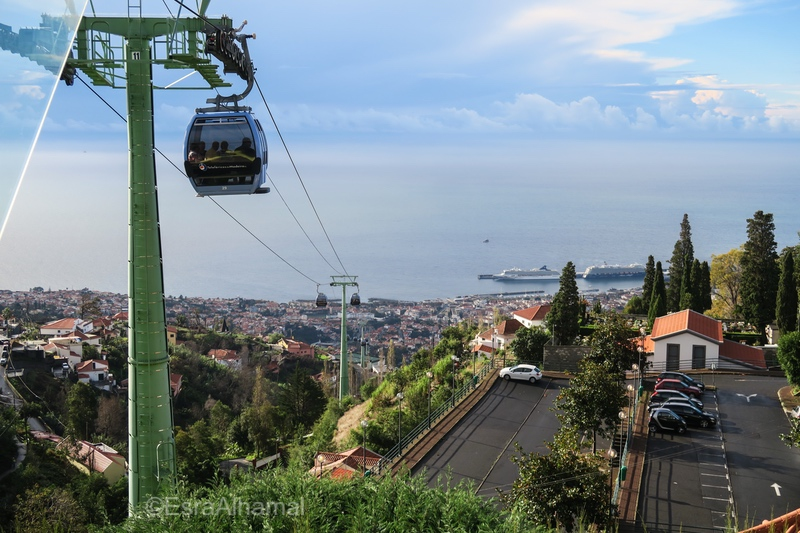 Cable Cars from Funchal to Monte
