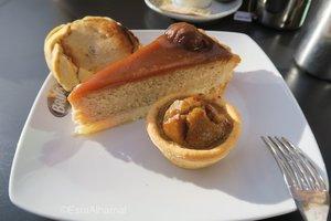 حلويات الجوز التقليدية في جزيرة ماديرا
