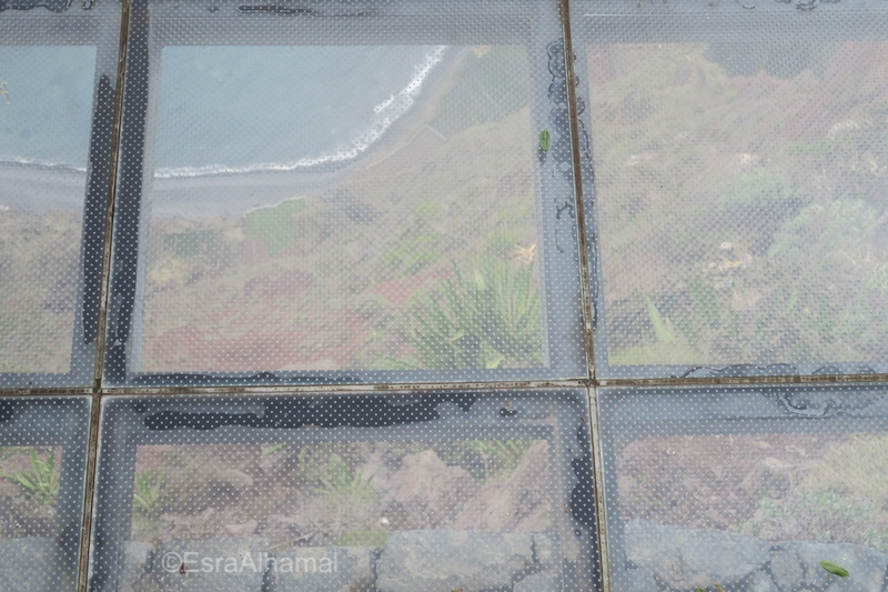 Glass Floor in Cabo Girao Cliffs and Skywalk Madeira
