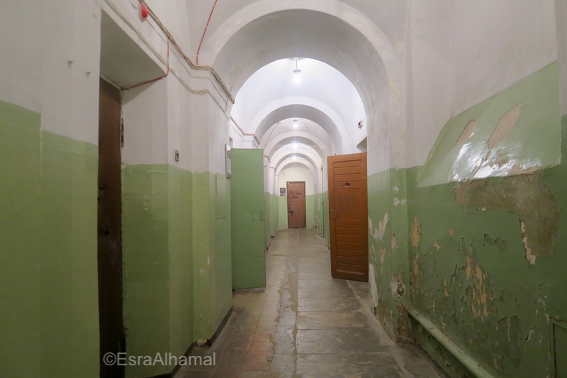 Prisons in Museum of Genocide Victims (KGB Museum)