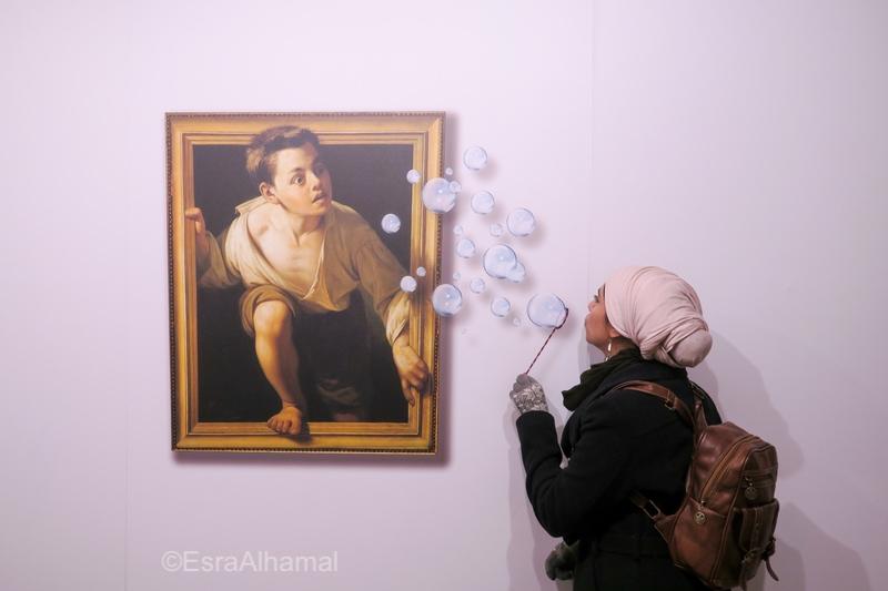 Fun at the Museum of Illusion Vilnius