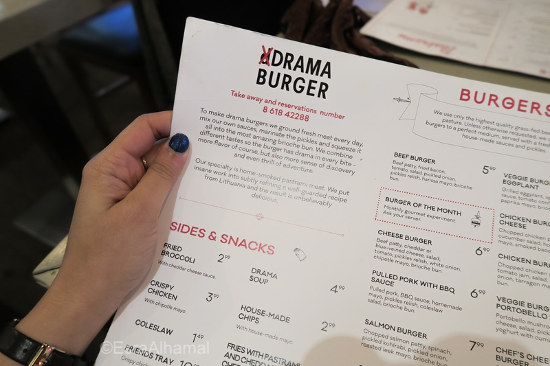 Drama Burger Vilnius