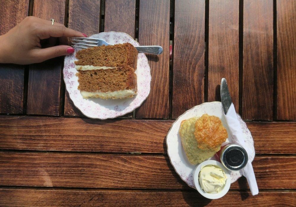 Gluten Free Dessert in London