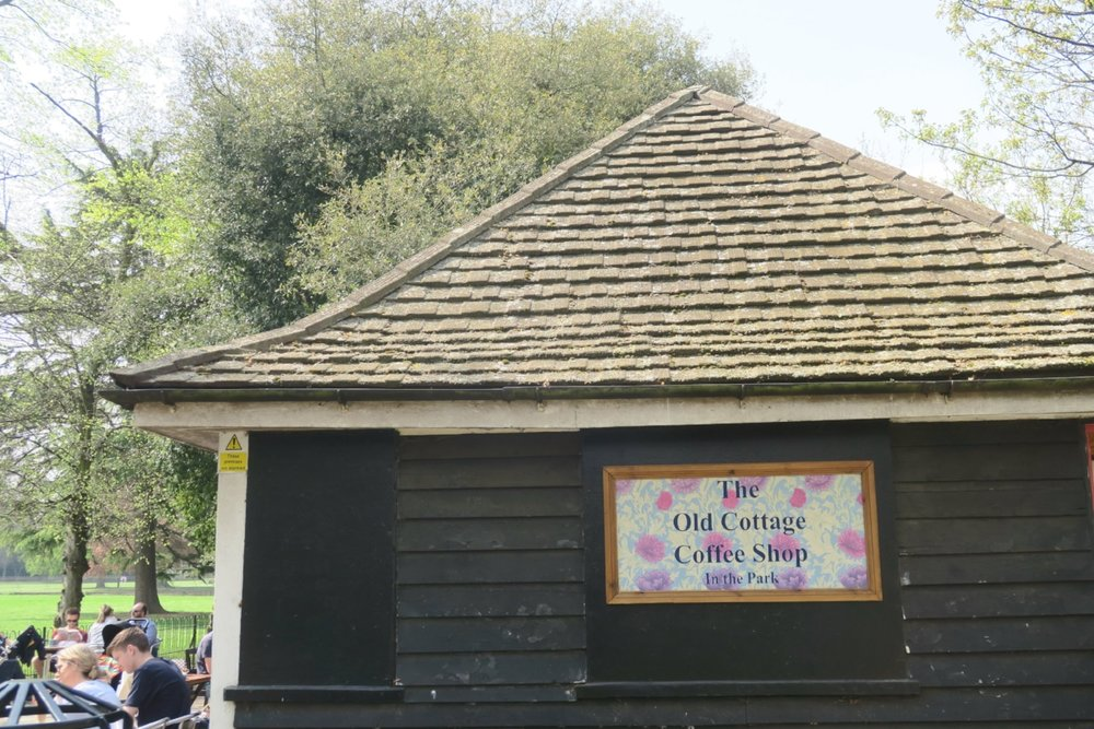The Old Cottage Coffee shop