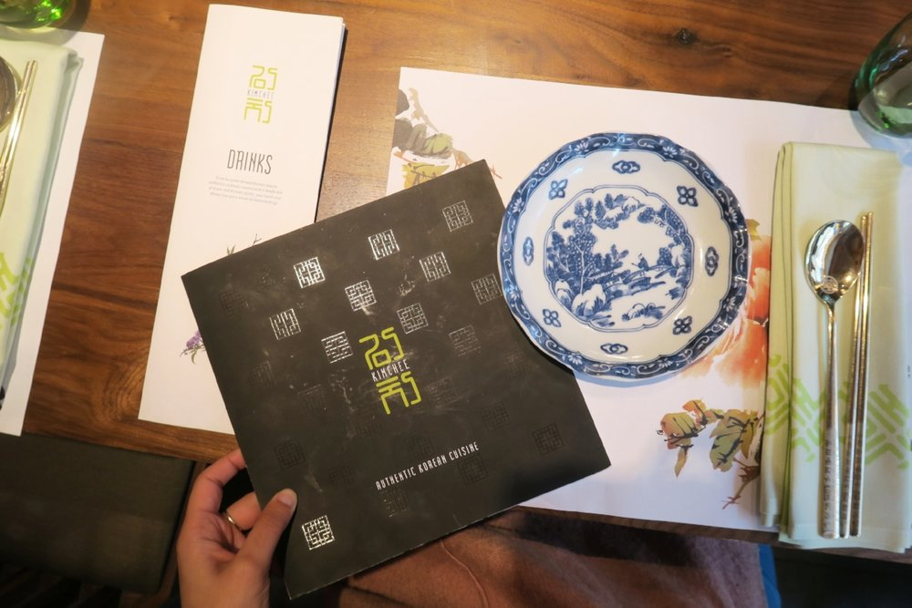 Kimchee Restaurant & Bar Review