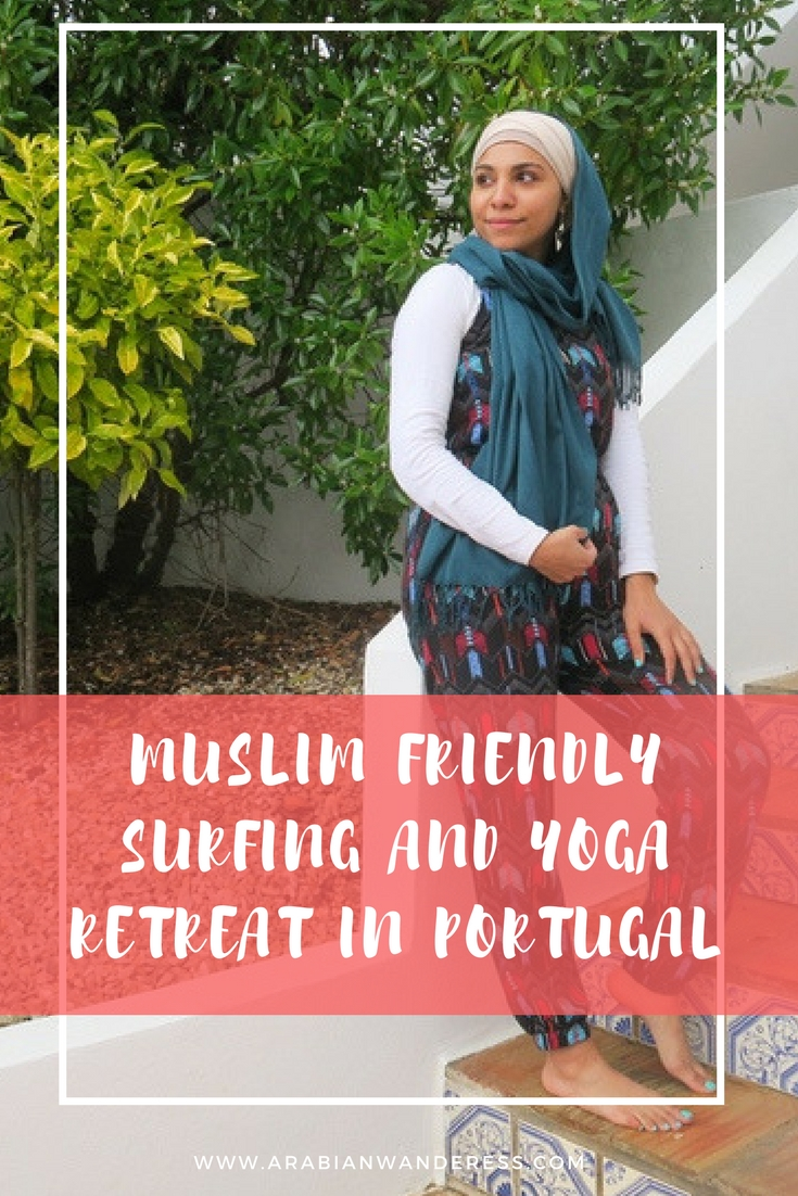 Muslim Friendly Surfing and Yoga Retreat in Portugal