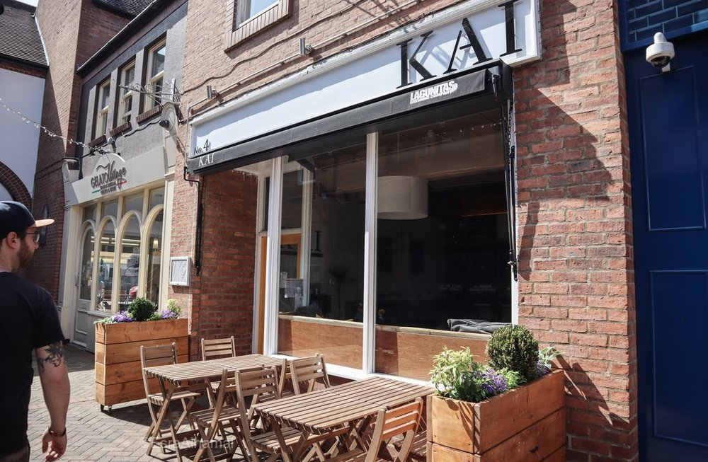 Where to eat breakfast in Leicester