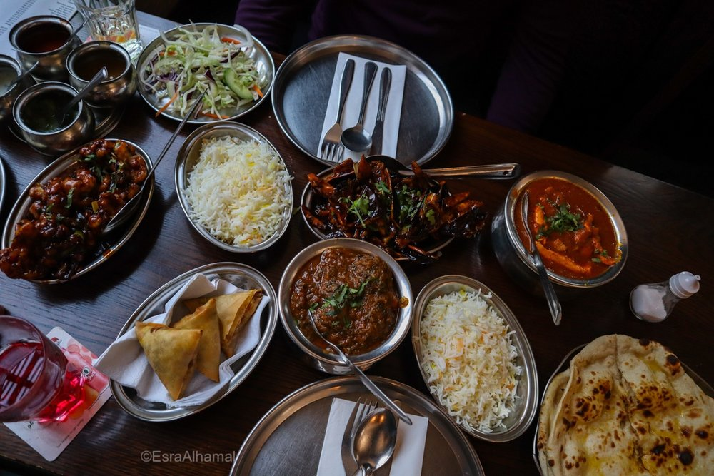 Paddy Martin Inn Curry House - Indian Food in Leicester