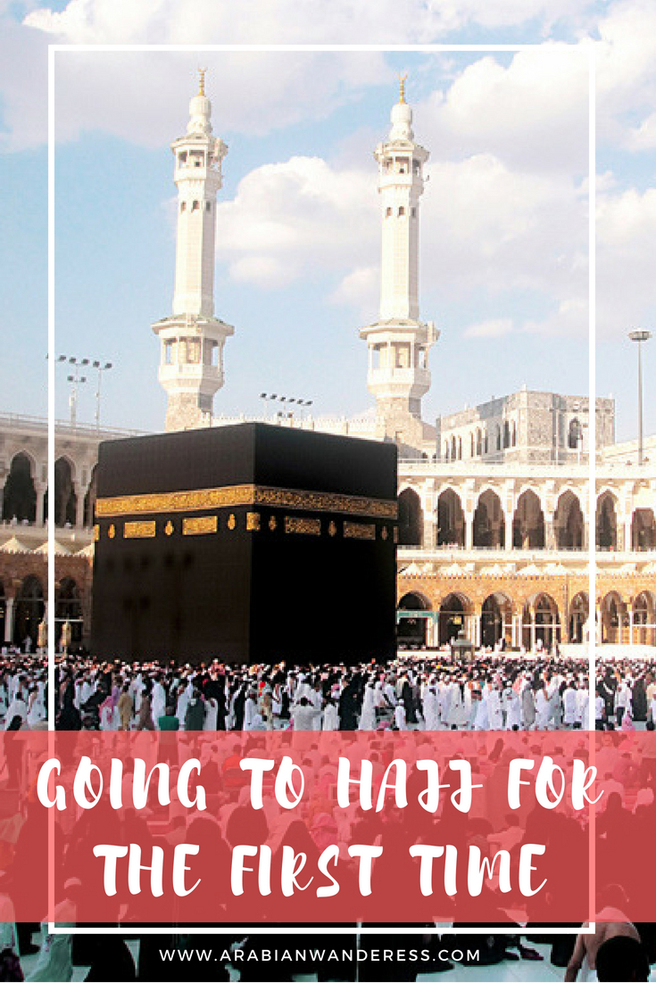 What to expect when you are going to Hajj for the first time?