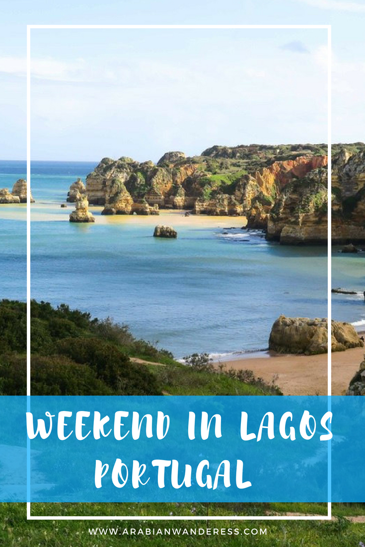 weekend in Lagos, Portugal