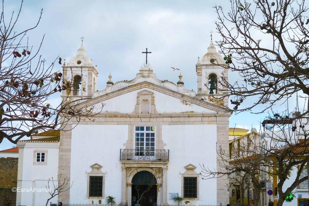 Igreja de Santa Maria, Lagos, Portugal