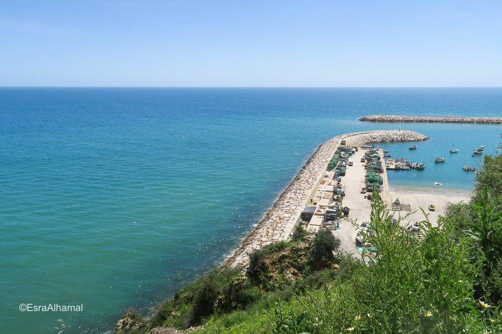 Marina in Albufira, Algarve