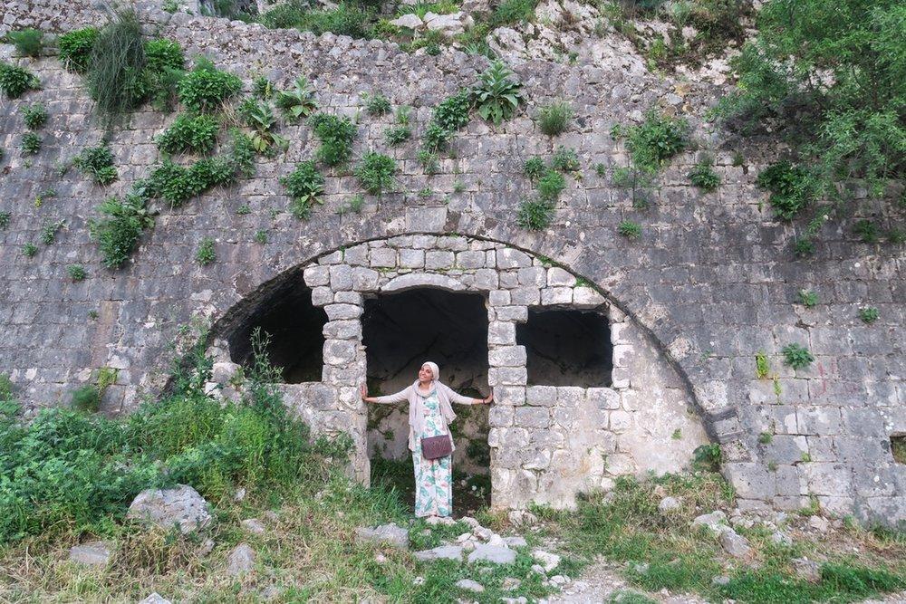 Hiking Kotor Fortress
