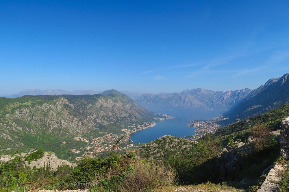 Boka Bay, Kotor, Montenegro