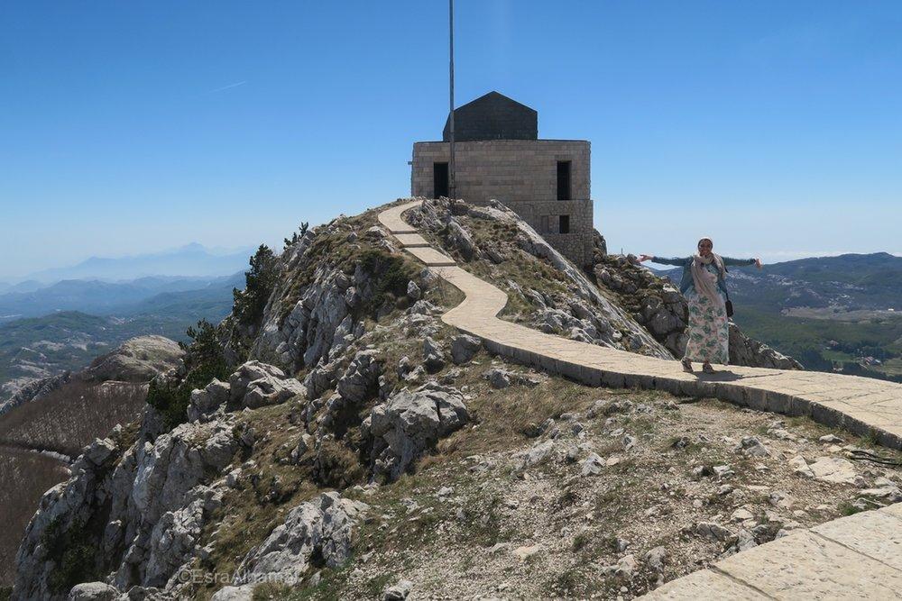 Petrović Dynasty Mausoleum. Kotor, Montenegro
