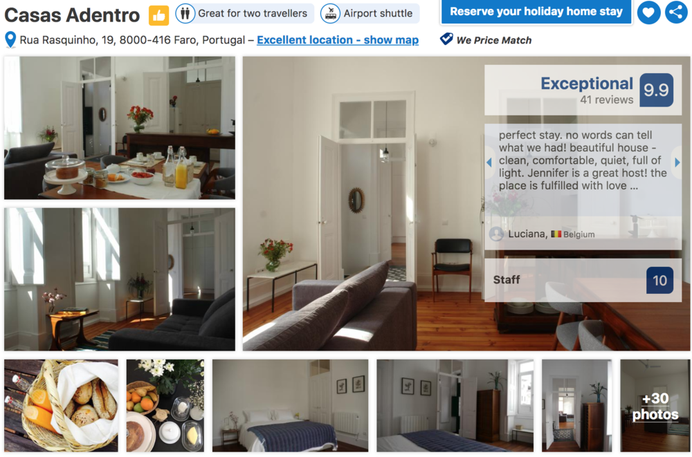 Hotels to stay in Faro