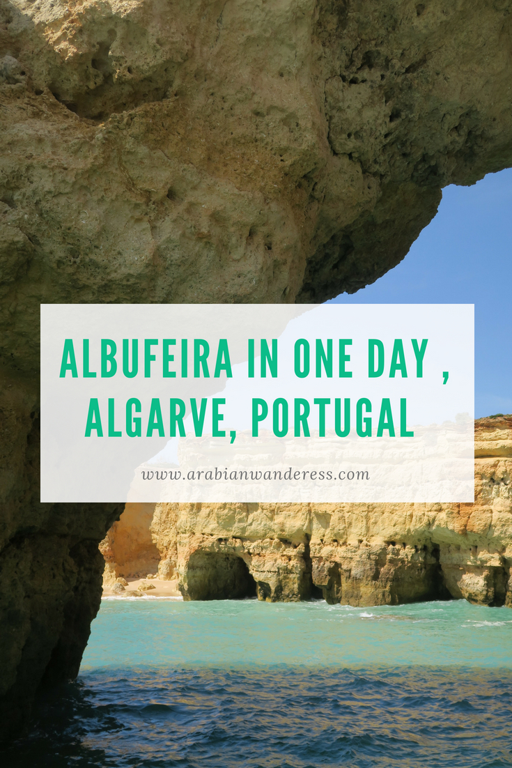 Albufeira in one day