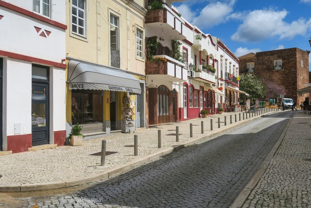 Streets of Silves