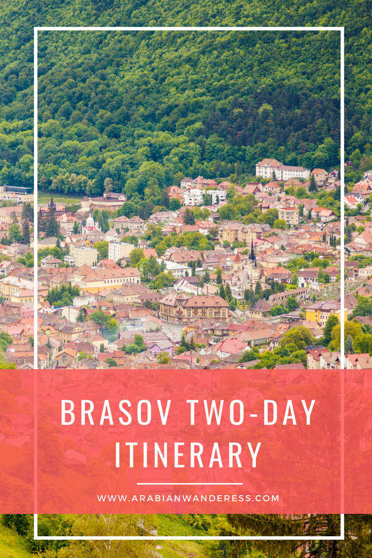 Brasov Two-Day Itinerary