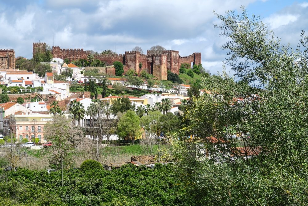 Moroccan Castle in Silves