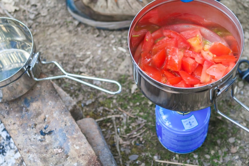 cook stove for camping