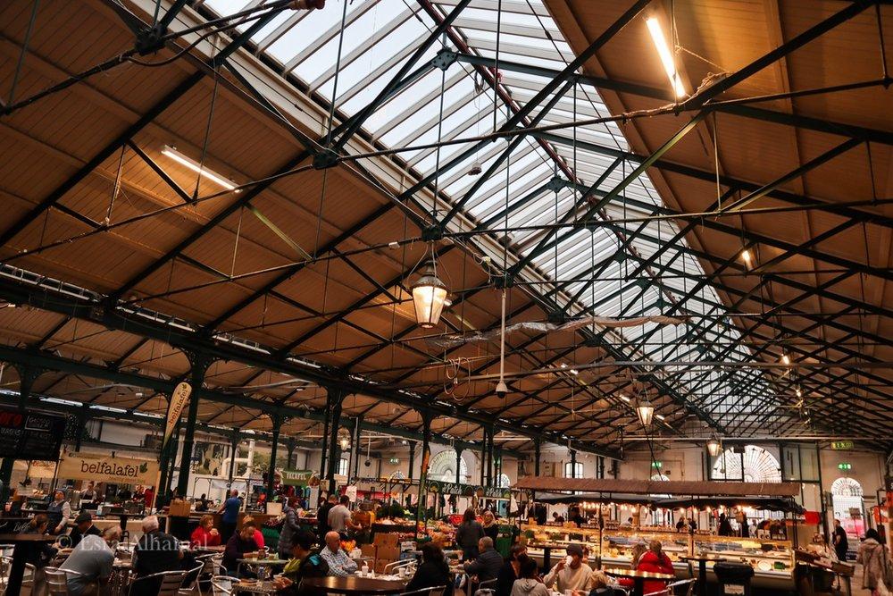 St. George's Market Belfast
