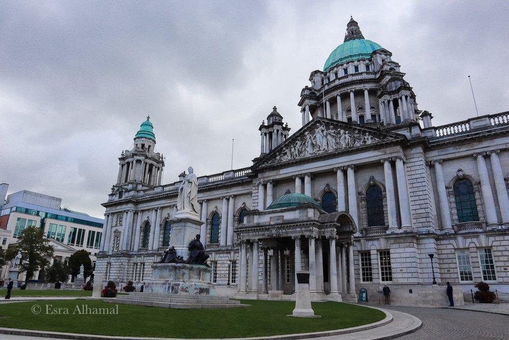Cityhall in Belfast