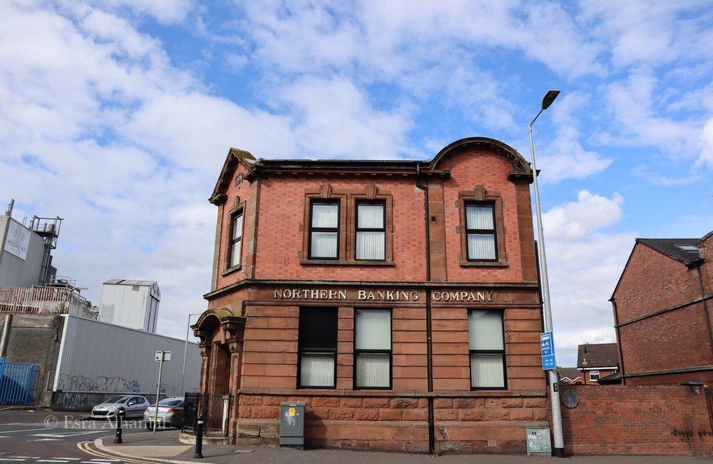 West Belfast Bank