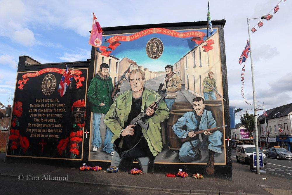 Loyalists of Belfast